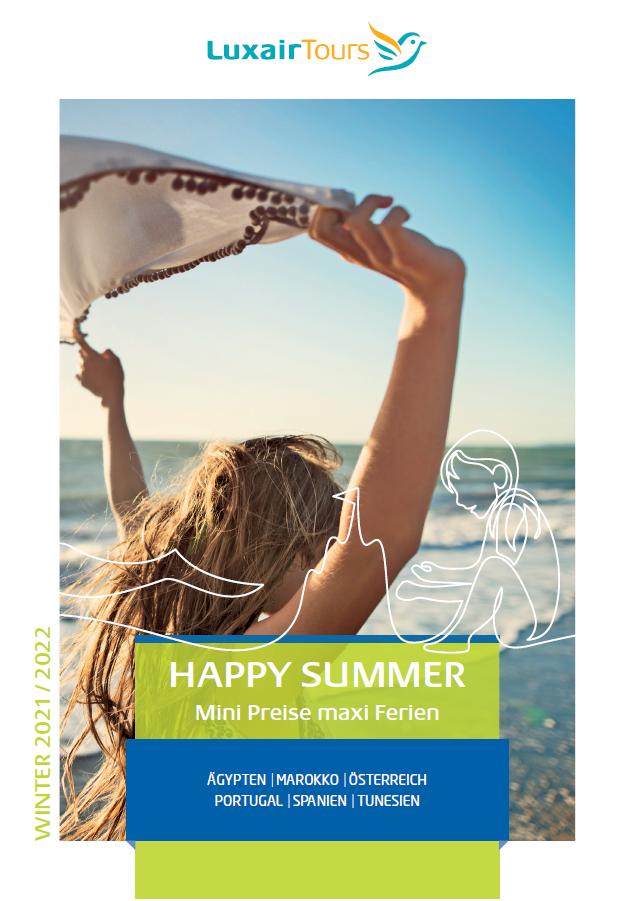 Happy Summer - Winter 2021/2022
